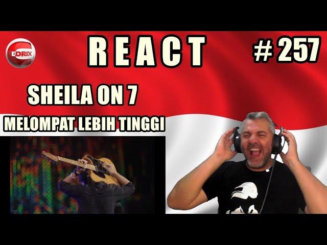 Download SHEILA ON 7 - MELOMPAT LEBIH TINGGI - BRAZILIAN REAKSI INDONESIA MUZIK (REACTION) MP3 Gratis