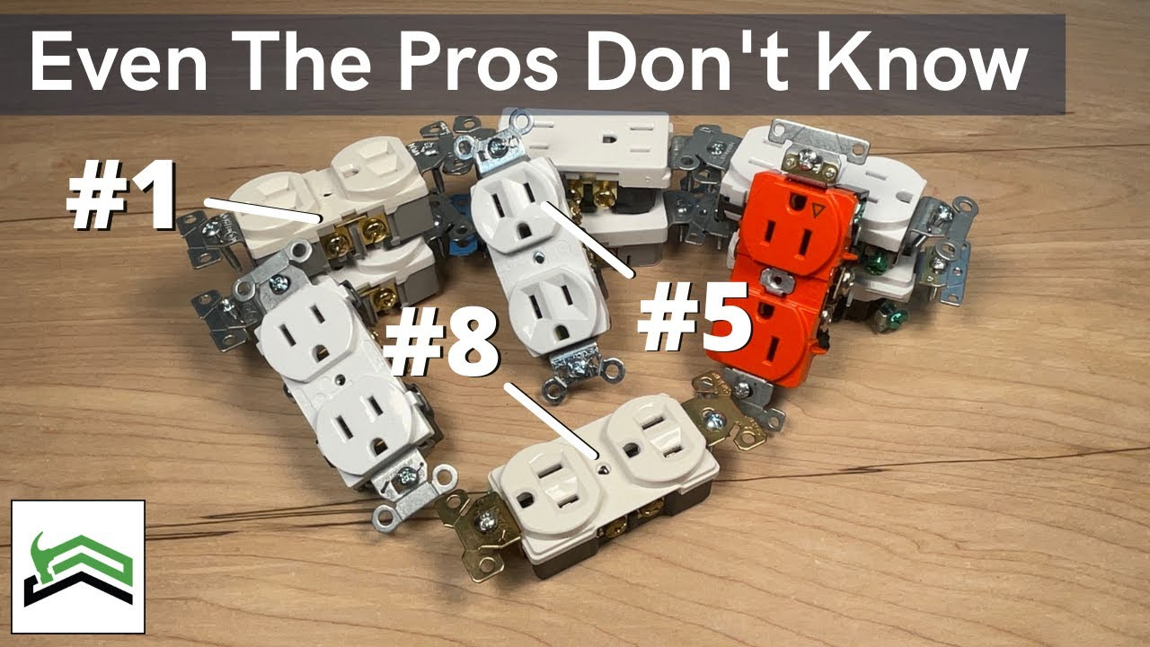 10 Things You Didn't Know About Outlets