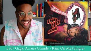 Gay Guy Reacts to 'RAIN ON ME' Music Video - Lady Gaga, Ariana Grande
