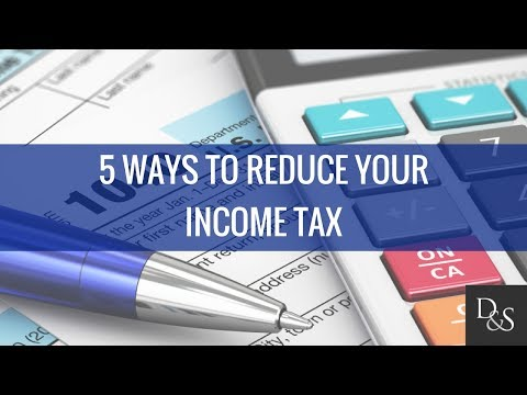 Singapore Policies: 5 Ways To Reduce Your Income Tax