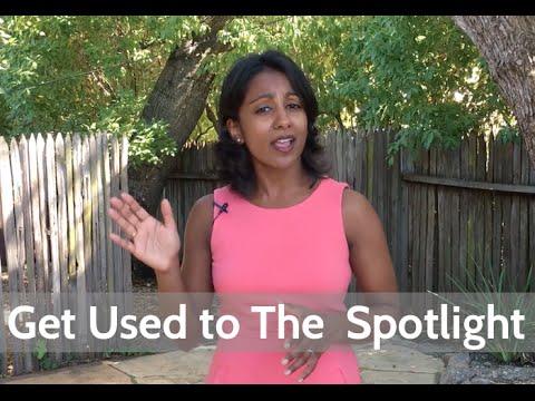 A Quick Method To Help Manage Stage Fright And Nerves | Poornima Vijayashanker