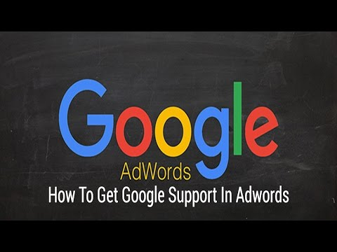 How To Get Google Support Help
