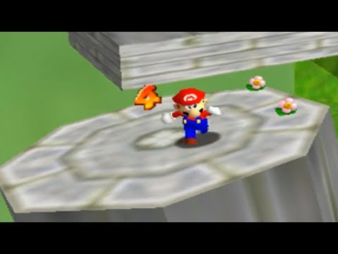 Super Mario 64 Maker - My First Level (Goomba Towers)