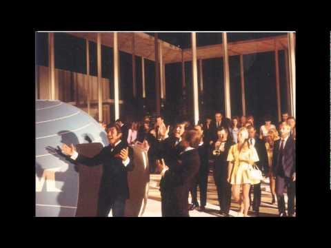 Pan-Am Commercial 1969 starring the Lettermen