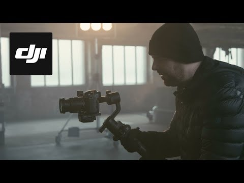 DJI - Dare to Move: Behind the Scenes with Ronin-S