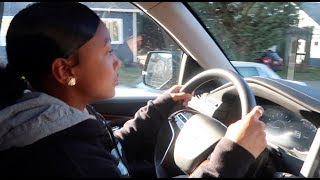 IM BACK IN SEATTLE *VLOG* I DROVE THE ESCALADE!