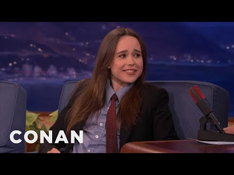 Ellen Page's Pubic Hair & Justin Bieber Nightmares