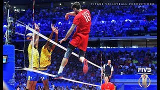 The Best of Egor Kliuka | Mens World Championship 2018