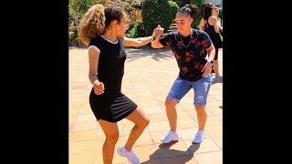 Bailando Bachata | Ace Y Ciara | Pasame El Cuchillo Teodoro Reyes
