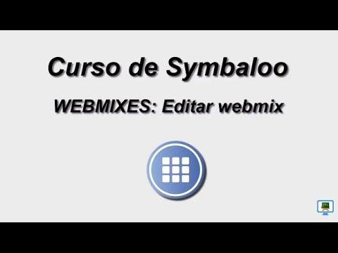 CURSO DE SYMBALOO (2017)   2.2b.- WEBMIXES: Editar webmix (HD)