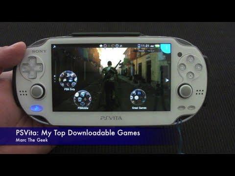 PSVita: My Top Downloadable Games