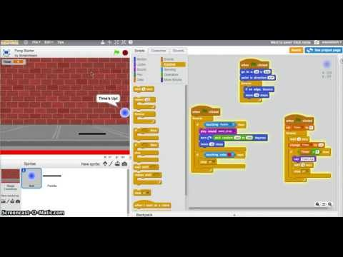 Scratch 2.0 Tutorial: How to Make a Timer