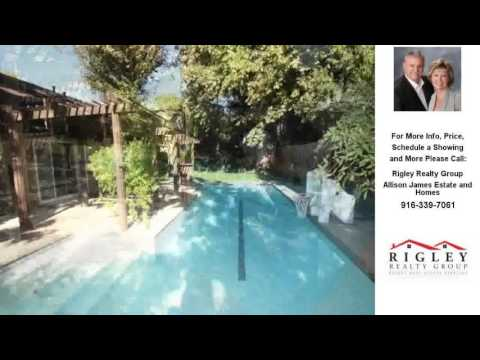 1590 Pebblewood Dr, Sacramento, CA Presented by Rigley Realty Group.