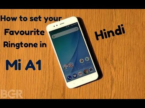 How to set ringtone on Mi A1 | custom ringtone on any google phone | plZ like and subscribe