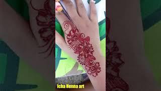 Learn Mehndi Henna Art Online Easy Beginner Mehendi Design Tutorial