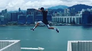 Incredible Parkour & Freerunning | People Are Awesome 2018