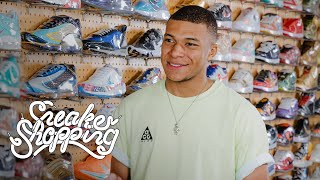 Download Kylian Mbappé Goes Sneaker Shopping With Complex Video