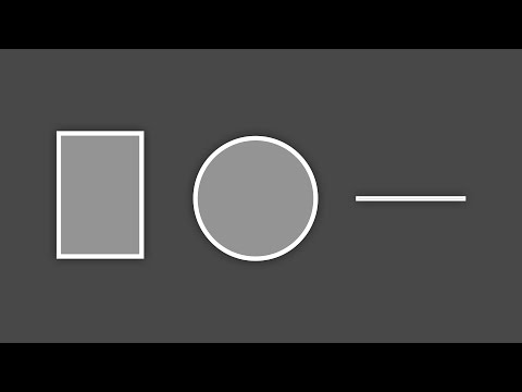 Shape Tools Basics   Photoshop CC