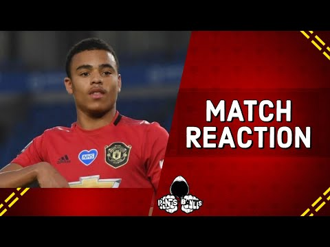 Brighton vs Manchester United | Match Reaction
