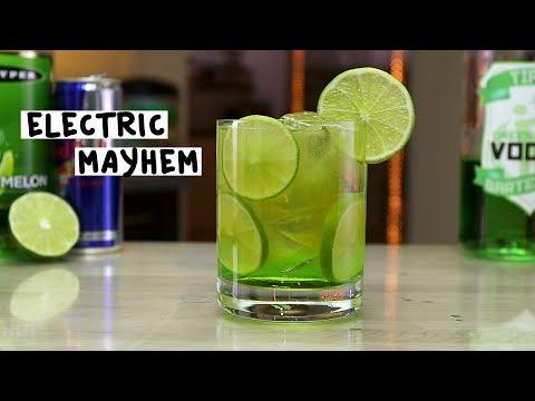Electric Mayhem - Tipsy Bartender