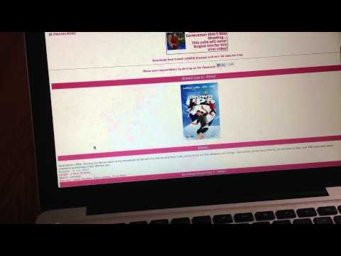 how to download free movies or watch them on a mac and an hp computer