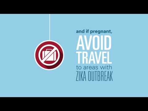 Protecting Yourself Against the Zika Virus