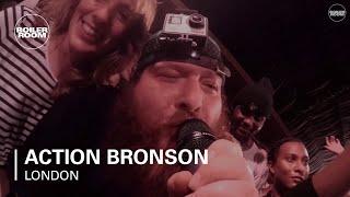 Action Bronson Boiler Room x GoPro Live Set
