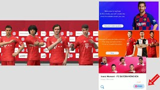 Opening Pack New Player PES 2020 Mobile Got Iconic Player Bayern Munchen 5/22/20