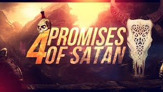 4 Promises Of Satan - Full Video (Shaykh Zahir Mahmood)