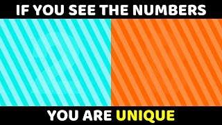 WHAT NUMBERS DO YOU SEE? - 98% FAIL | Eye Test 2021