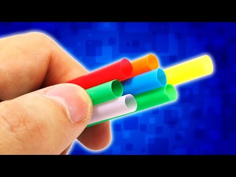 5 Amazing Drinking Straws DIY Ideas To Make At Home