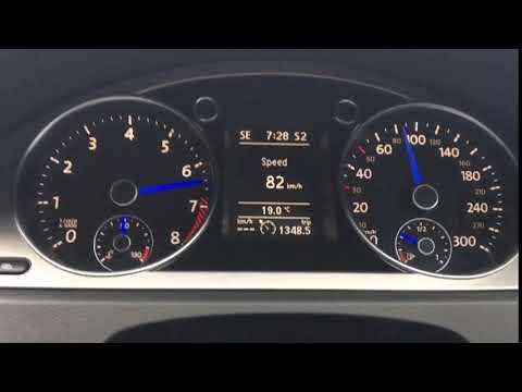 Wheel Spinning VW Passat R36 Launch Control AWD
