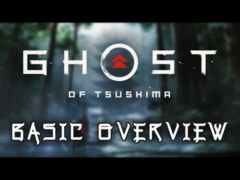 What is Ghost of Tsushima?