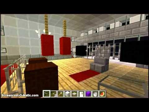 Minecraft BEST gym