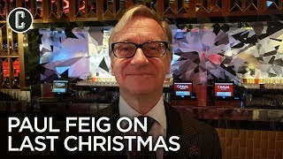 Paul Feig Interview Last Christmas