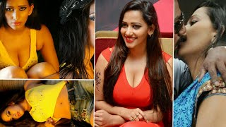 Aunty Sanjana Singh hot navel and hot pictures