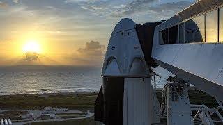 Rediffusion Lancement SpaceX - NASA DM-2 : Tentative 2 !