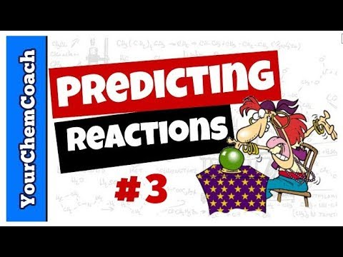 Predicting Products in Reaction - AP Chemistry Episode #3