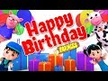 Happy Birthday Song Videos For Children By Farmees