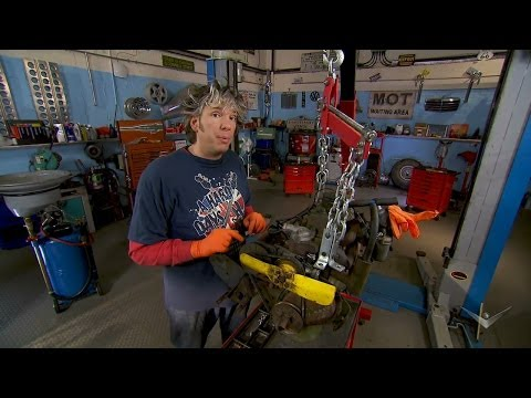 Engine Clean Up | Wheeler Dealers