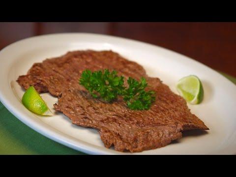 Palomilla Steak, GUARAPO's Cuban Cuisine