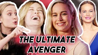 Download Brie Larson Funny Moments Captain Marvel 2019 Video