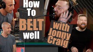 How to Belt - Studying JONNY CRAIG - Extreme Dynamics \u0026 Detail