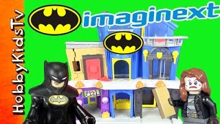 Imaginext City Exclusive with Trixie by HobbyKidsTV