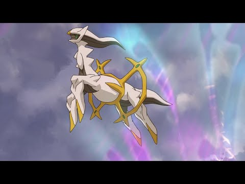 How to find Arceus (In Pokemon x and y)