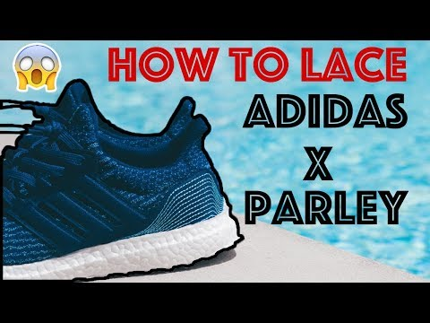 How to: Lace/Rock  Adidas Ultraboost🔥