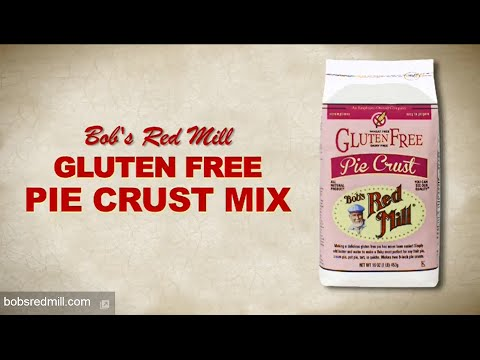 Gluten Free Pie Crust Mix | Bob's Red Mill
