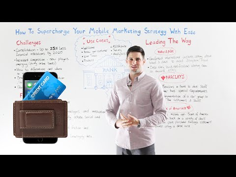 3 Examples of Mobile Marketing Strategies for Banks