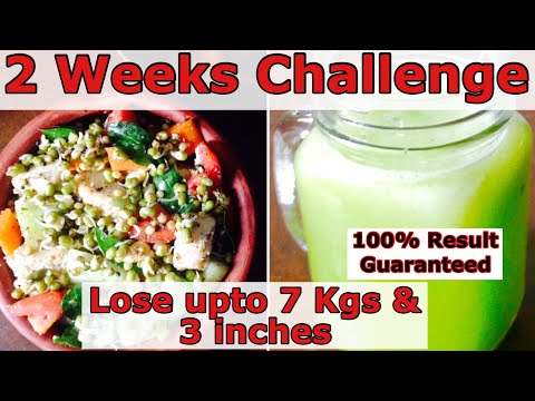 2 Weeks Weight Loss Challenge | Cucumber Diet for Quick Weight Loss | Recipes in Hindi