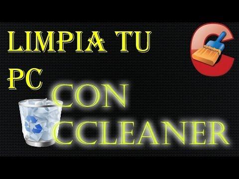 manten tu pc limpia con cleaner 2014 Ultima Version en Español